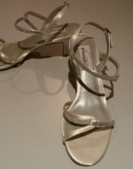 Wedding Shoes - Alyssa - Dyeables