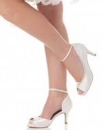 Wedding Shoes - Marlene (low heel)