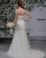 Wedding Dress Style PA9177 back view - Venus Bridal