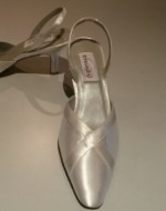 Wedding Shoes - Regal - Dyeables