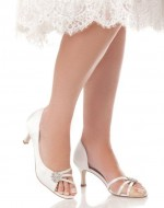 Wedding Shoes - Sharmain
