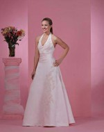 Wedding Dress Style 34128 (light pink)