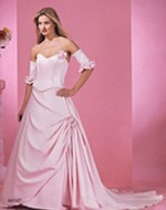Wedding Dress Style 44147 (ice pink)