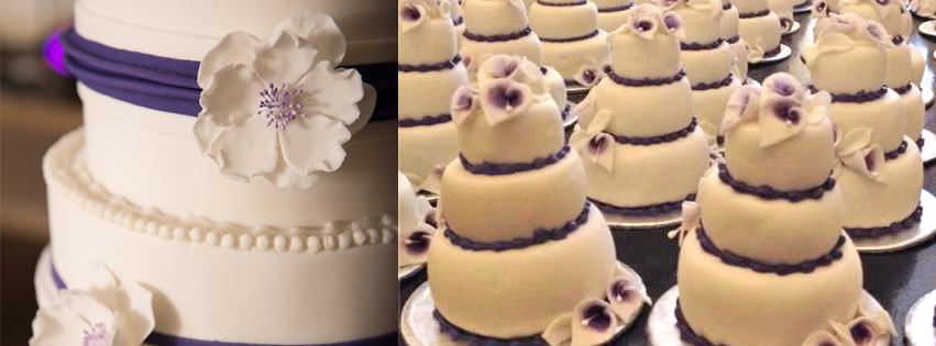Scrumptious Wedding Cakes in Gauteng - The Wedding Box Additional Event Services