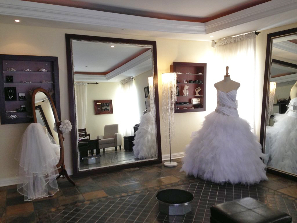 The Wedding Box - Bridal Gowns and Accessories