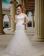 Wedding Dress Style VE8677 - Venus Bridal